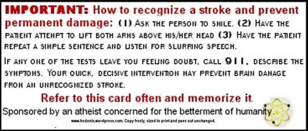 Stroke Lesson