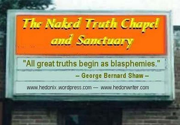True Blasphemy
