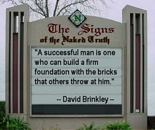 Bricks of Success