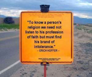intoleranceR