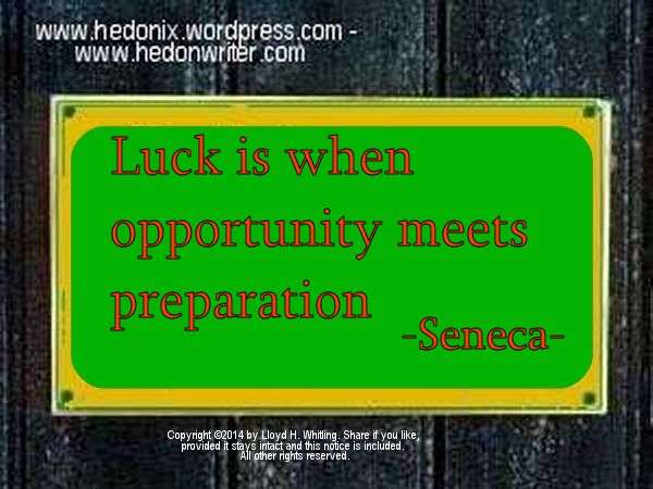LuckR