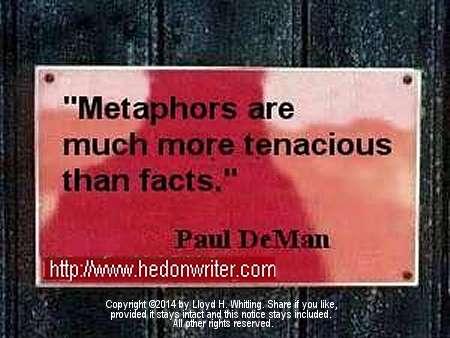 metaphorsR